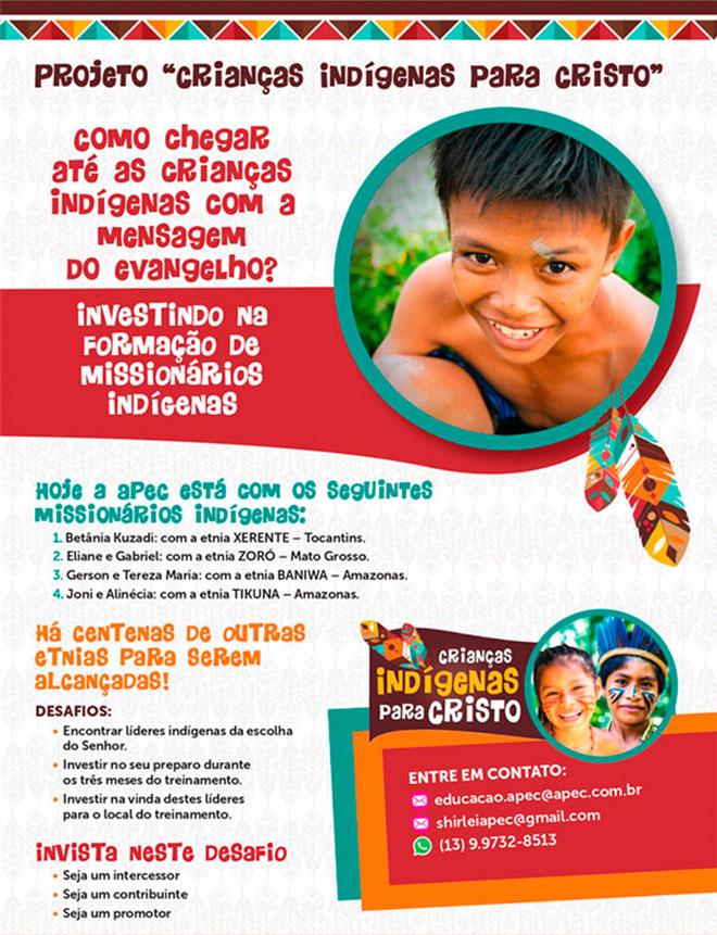ILMC Curso para Indigenas