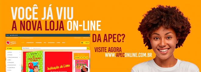 Loja online da APEC