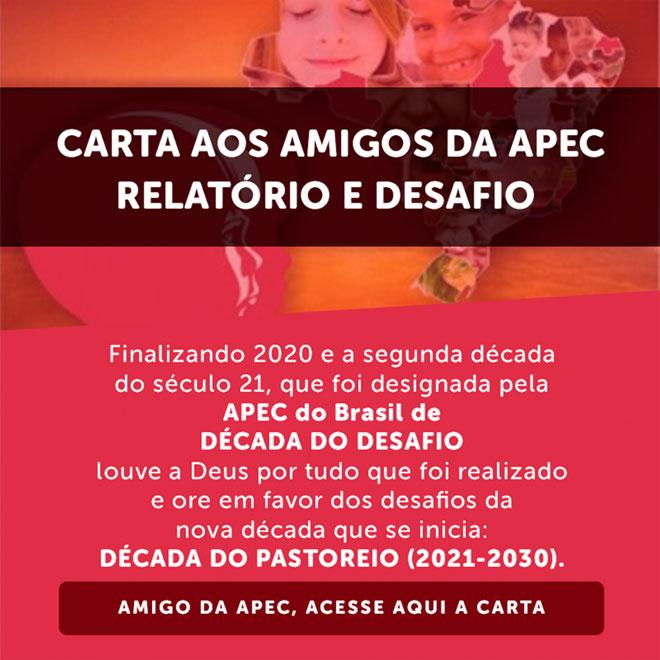 Carta aos amigos da APEC